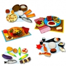 International food collections set of 5