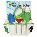 Kids garden tote