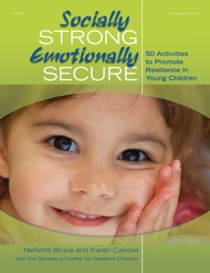 Socially strong emotionally secure-cover