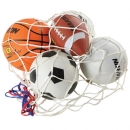 Sports ball and bag set