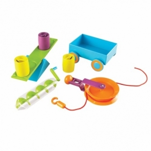 Stem simple machine set