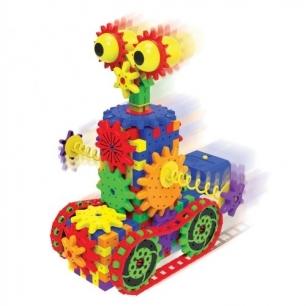 Techno gears dizzy droid