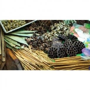 Natural botanicals pack