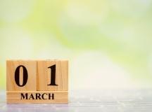 March activities