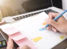 Effective schedule article