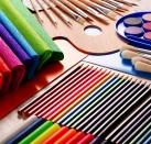 Art supplies article