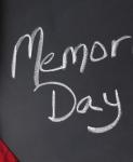 Memorial day een