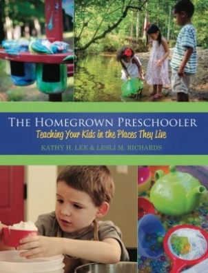 The homegrown preschooler-cover