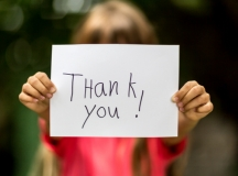 Gratitude thumb