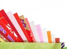 Origami windmills