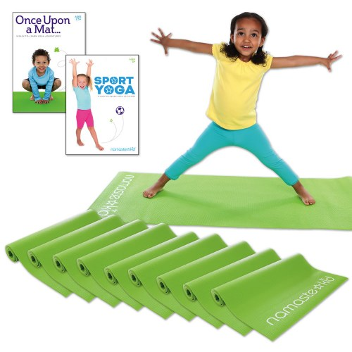 Modular Classroom Yoga ~ Five stress management strategies for students extended