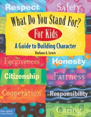 What do you stand for for kids-cover