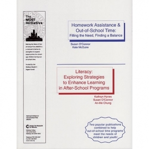 Homework assistance out of school time filling the need and finding the balance and literacy-cover