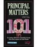 Principal matters-cover