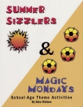 Summer sizzlers and magic mondays-cover