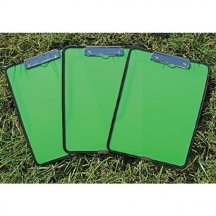 Outdoor clipboards