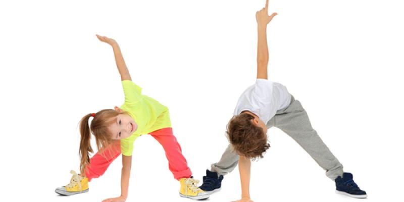 Unconventional Fitness Activities For Kids Extended Notes