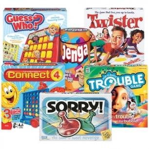 Classic games set