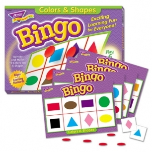 Colors bingo