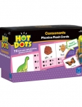 Hot dots consonants