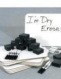 Dry erase set