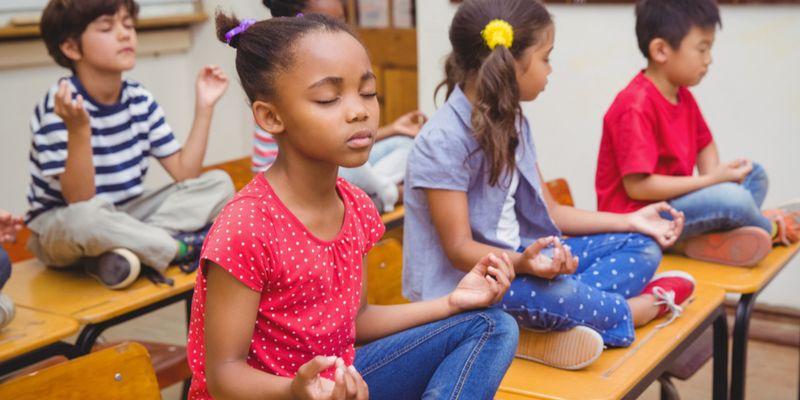 Peaceful classroom thumb