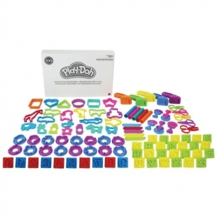 Playdoh tools school set