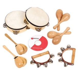 Natural beginner rhythm set